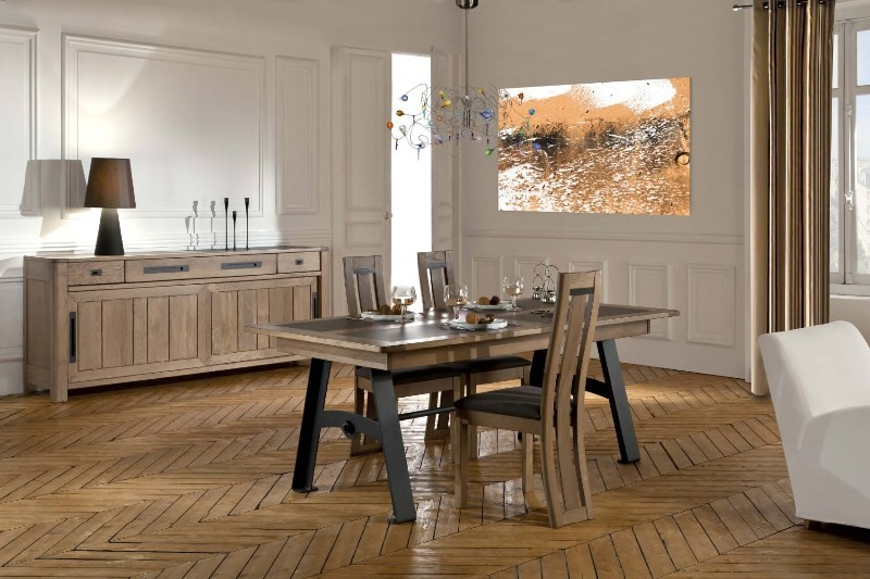 Meubles rocchetti salle deauville meubles rocchetti nord for Tendance salle a manger