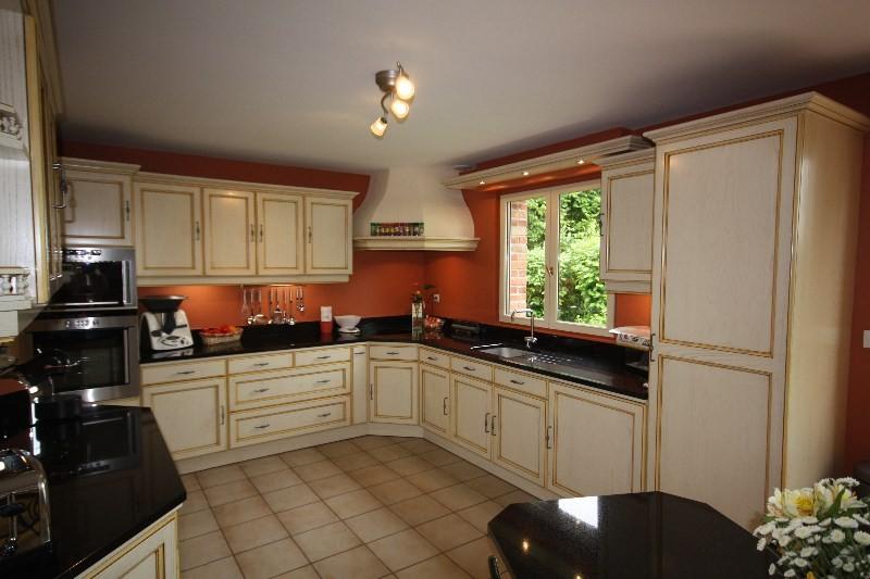 Cuisine rocchetti lucie ivoire rechampi jaune meubles - Cuisine couleur ivoire ...