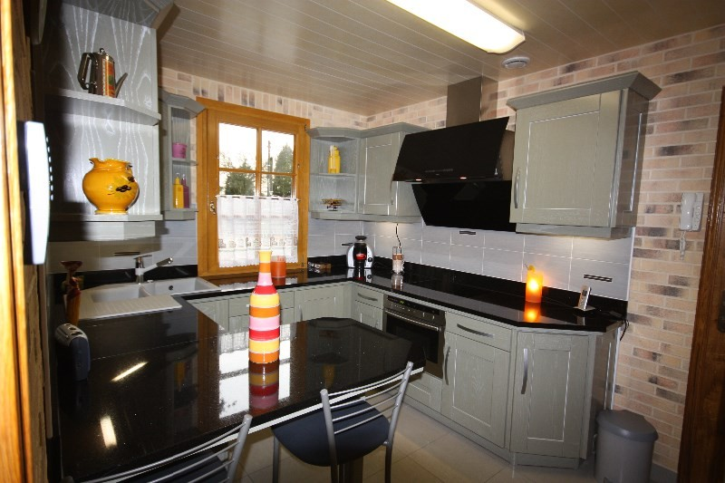 cuisine grise laque meuble de cuisine gris pas cher with cuisine grise laque cuisine blanche. Black Bedroom Furniture Sets. Home Design Ideas