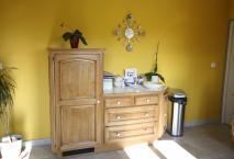 Cuisine ROCCHETTI Ventoux meuble à hauteur tronquée
