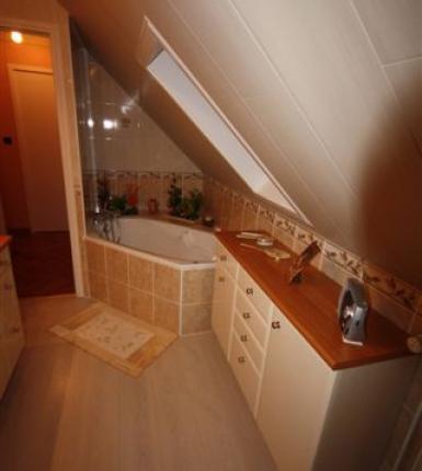 Salle de bain ROCCHETTI Trocadero baignoire d'angle